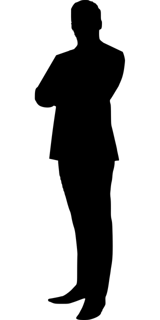 confident posture