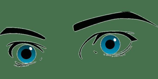 eye gesture