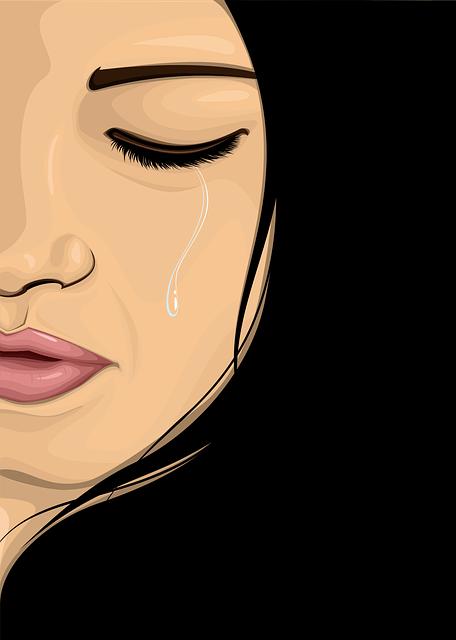 woman facial